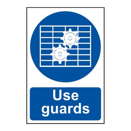 Use Guards 200 x 300mm