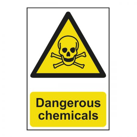 Dangerous Chemicals 200 x 300mm