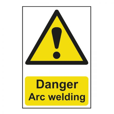 Danger Arc Welding 200 x 300mm