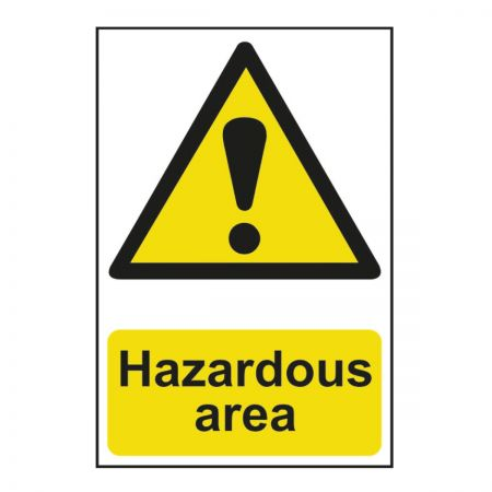 Hazardous Area 200 x 300mm