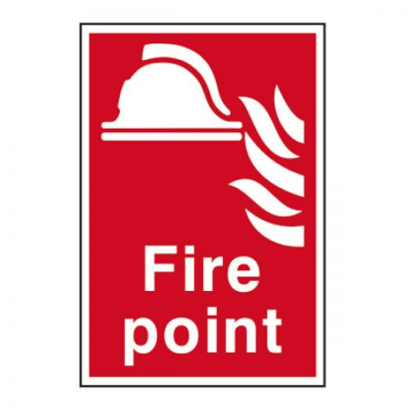 Fire Point 200 x 300mm