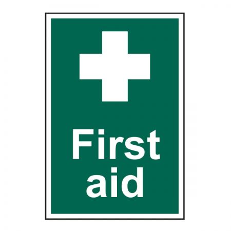 First Aid 200 x 300mm