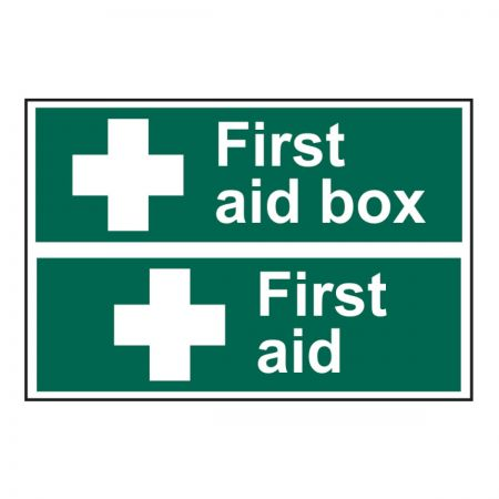 First Aid Box 200 x 300mm