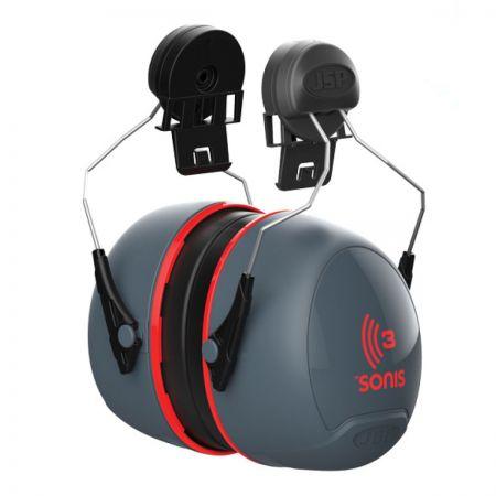 JSP Sonis 3 Helmet Mounted Ear Defenders