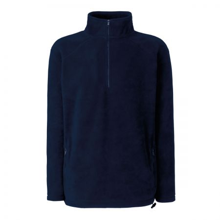 Fruit of the Loom SS532 Half Zip Fleece