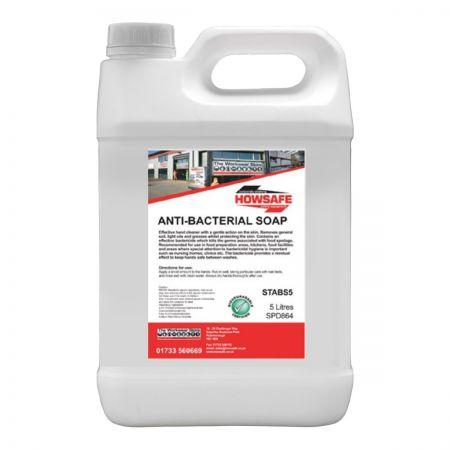 Anti Bacterial Soap 2 x 5 litre SPD864