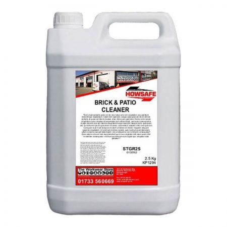 Brick & Paving Cleaner 2 x  5 litre SPD866