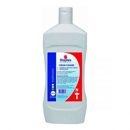 Cream Cleaner 500ml SPD960