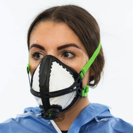 Stealth Lite PRO Multi Shift Respirator P3V