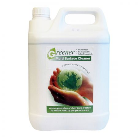 Greener Multi Surface Cleaner 2x5 ltr SP1705