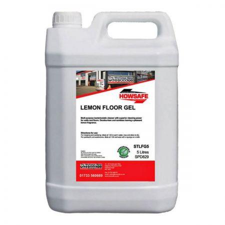 Lemon Floor Gel 2 x 5 Litres SPD829