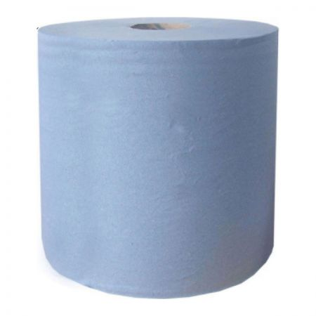 2 x Monster Blue Roll 2 ply