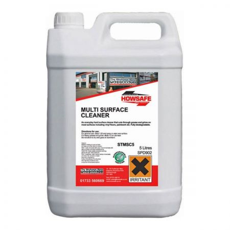 Multi Surface Cleaner 2 x 5 Litre SPD902