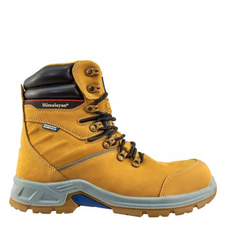 Himalayan 5211 StormHi Tan Waterproof Safety Boot S3 SRC