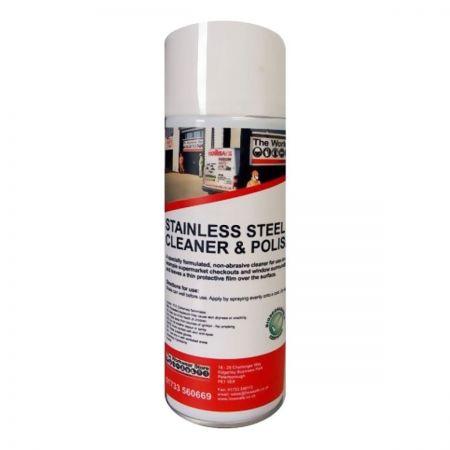 Stainless cleaner spray 400ml SPD1341