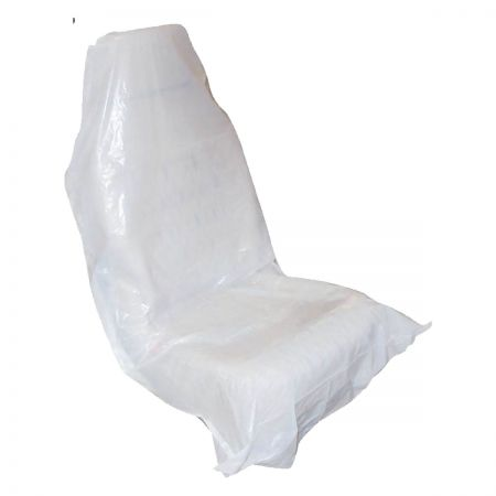Poly seat covers x 100 SPD1383 (DISCON)