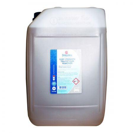Traffic film remover 1 x 20 Litres SPD928