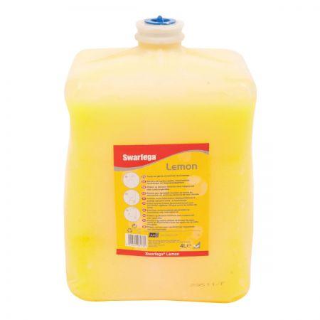 Swarfega® Lemon Soap 4 x 4L SWL4LTR