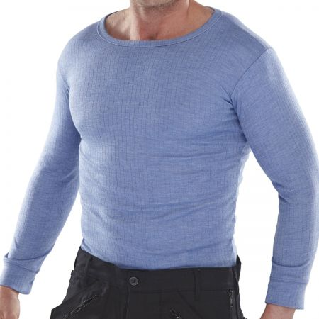Thermal Vest Long Sleeves