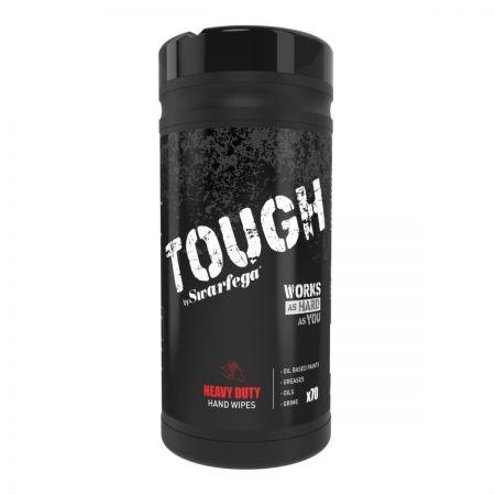 Swarfega® TOUGH Heavy Duty Hand Wipes (70)