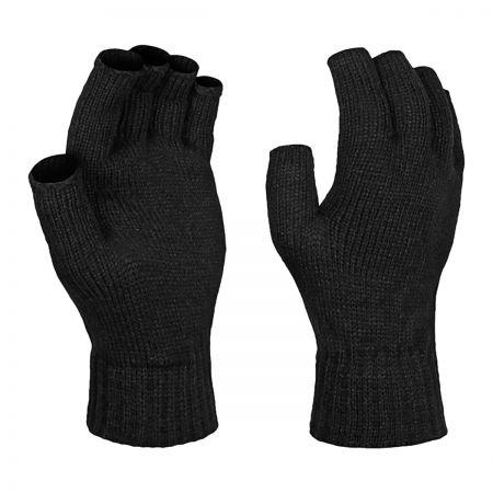 Regatta RG277 Fingerless Gloves BLACK