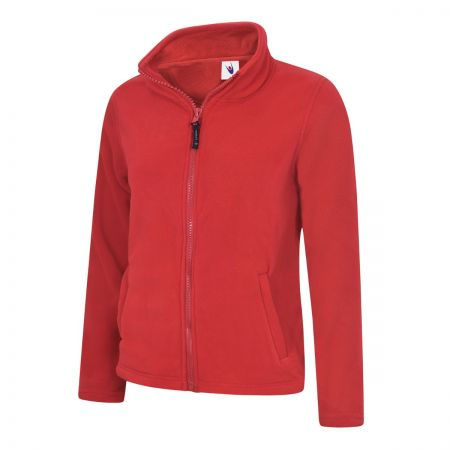Uneek UC608 Women's Classic Fleece Jacket