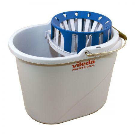 Vileda Super Mop Bucket and Wringer 12 Litre