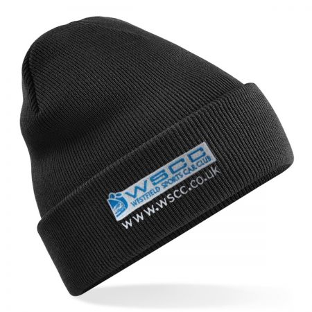 Beanie Hat with WSCC Logo
