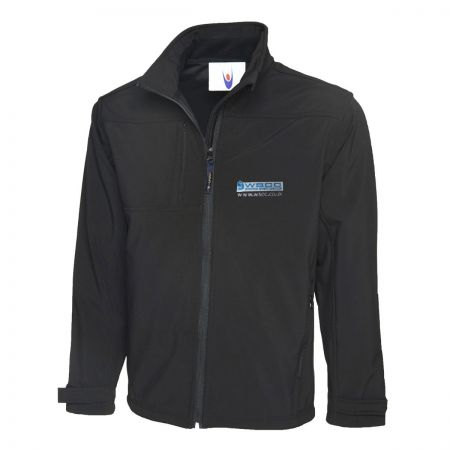 Standard 3 Layer Softshell With WSCC Logo