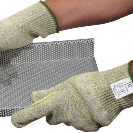 X5 Plain Knit Cut Level 5 Glove