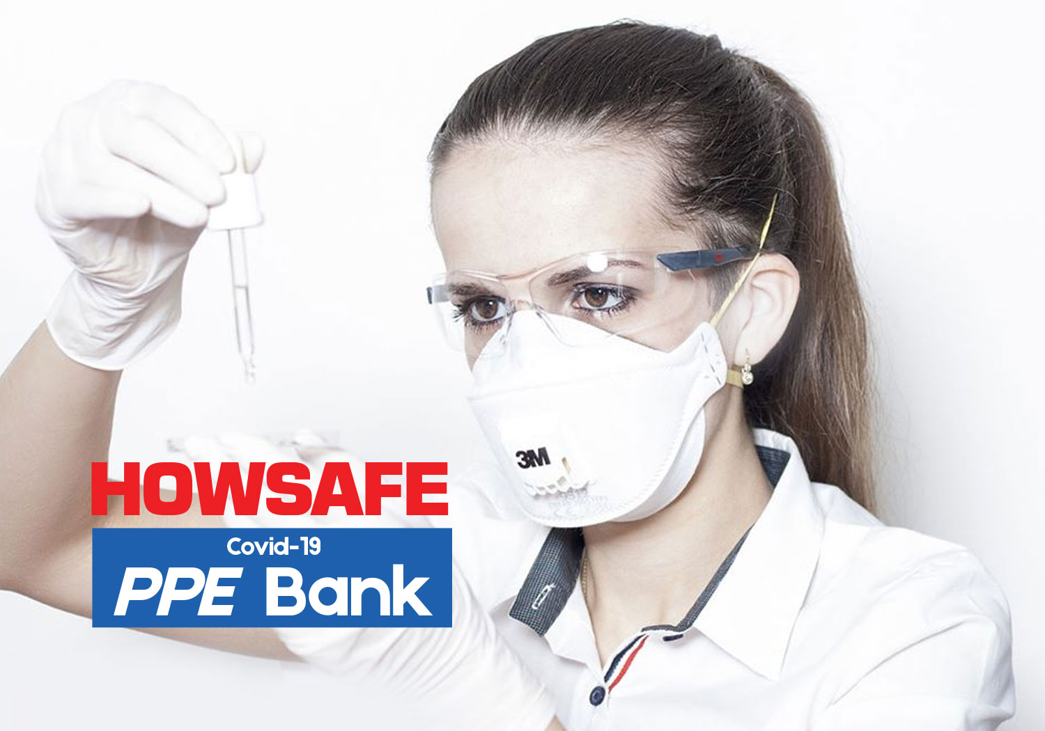 Howsafe PPE Bank helps communities fight COVID-19