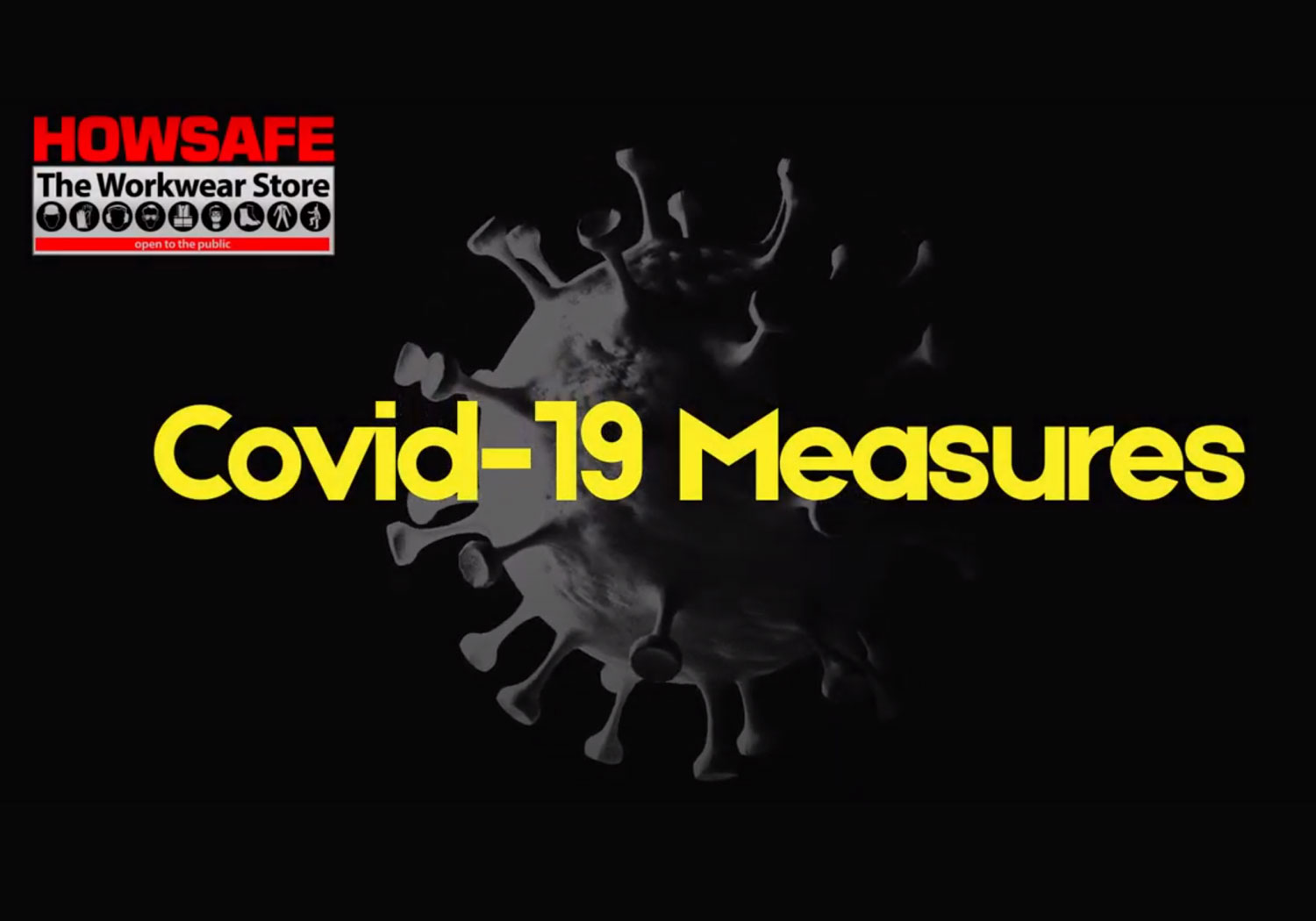 Workwear Store Covid-19 Measures