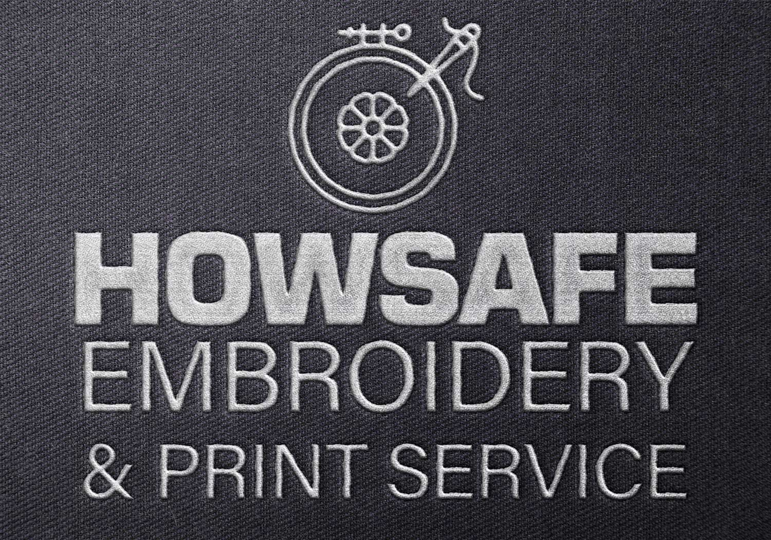 Embroidery and Print Service