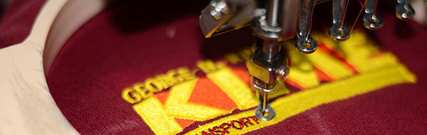 Embroidery & Printing
