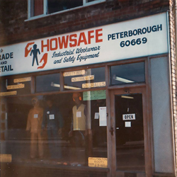Our First Premises