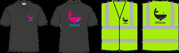 Howsafe Workwear Logo Examples