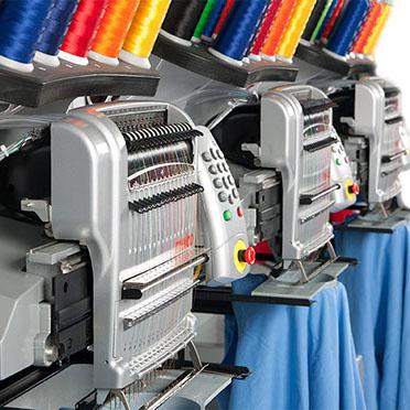 Embroidery Machinery